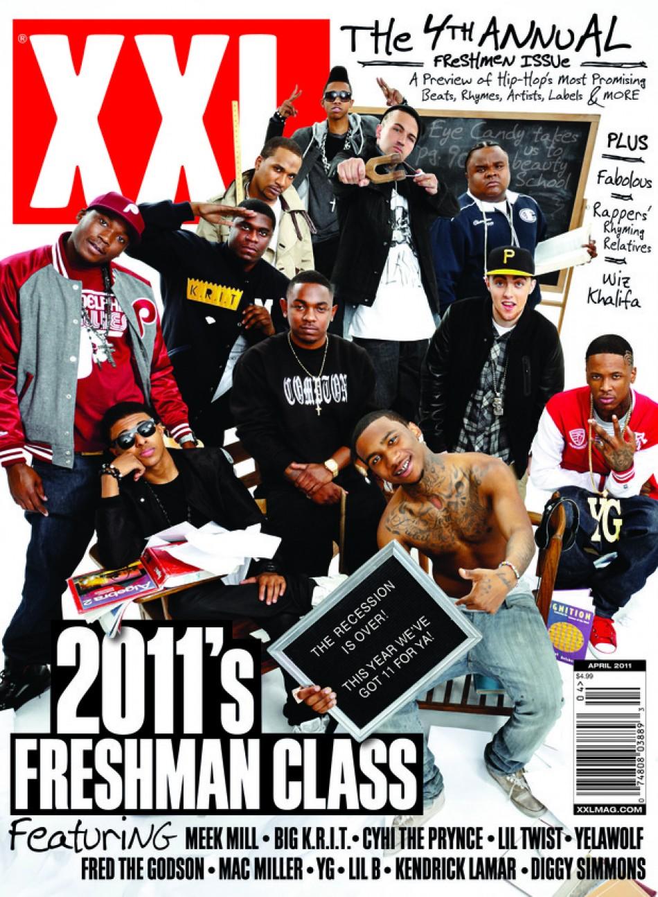 Xxl Magazine 2014 Freshman 2011 XXL Freshman List...