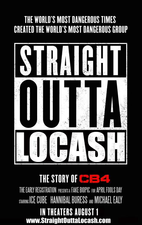 Straight Outta Locash Poster