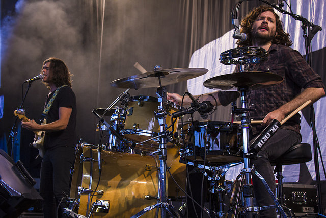Kongos Drummer