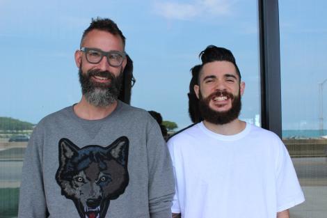 DJ White Shadow and Jon Bellion