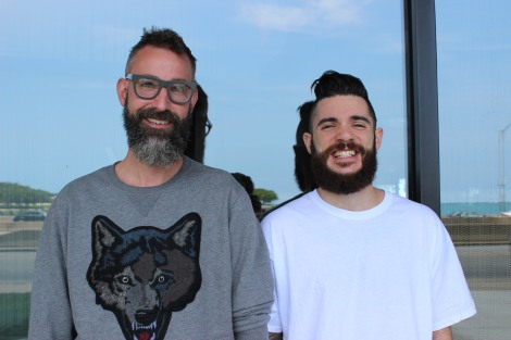DJ White Shadow and Jon Bellion