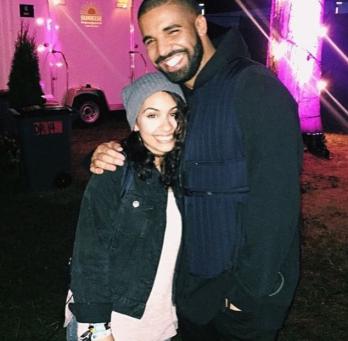 Drake and Alessia Cara