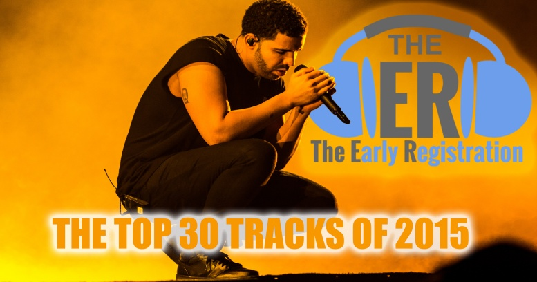 Top 30 Tracks of 2015