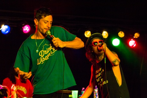 Photo by Dan Garcia/The Early Registration