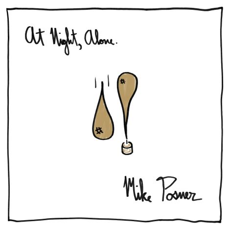 At Night, Alone | Mike Posner