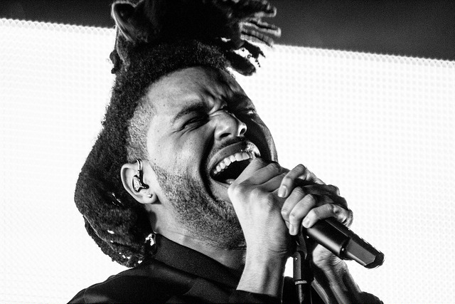 The Weeknd just announced a new album, 'STARBOY,' with awesome cover art