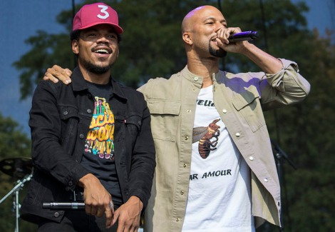 Chance The Rapper & Common