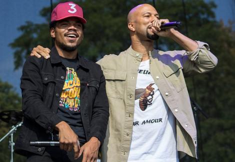 Chance The Rapper & Common