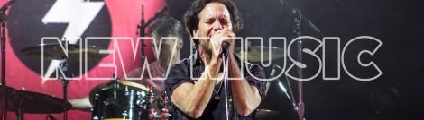 New Music - Pearl Jam