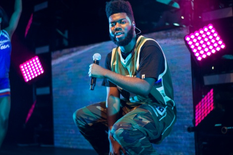 Khalid Tour The Rave