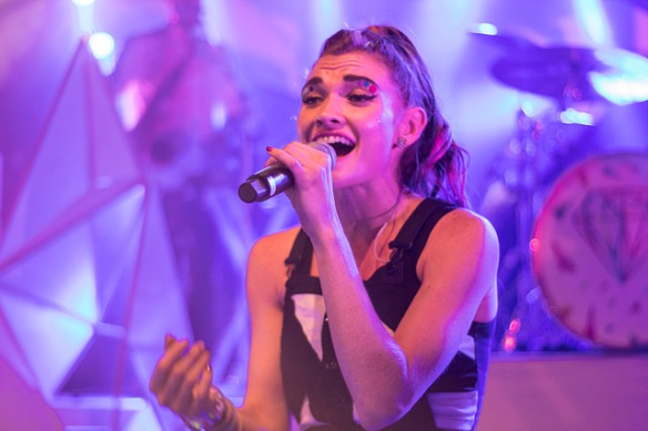 MisterWives Connect The Dots at The Rave in Milwaukee for