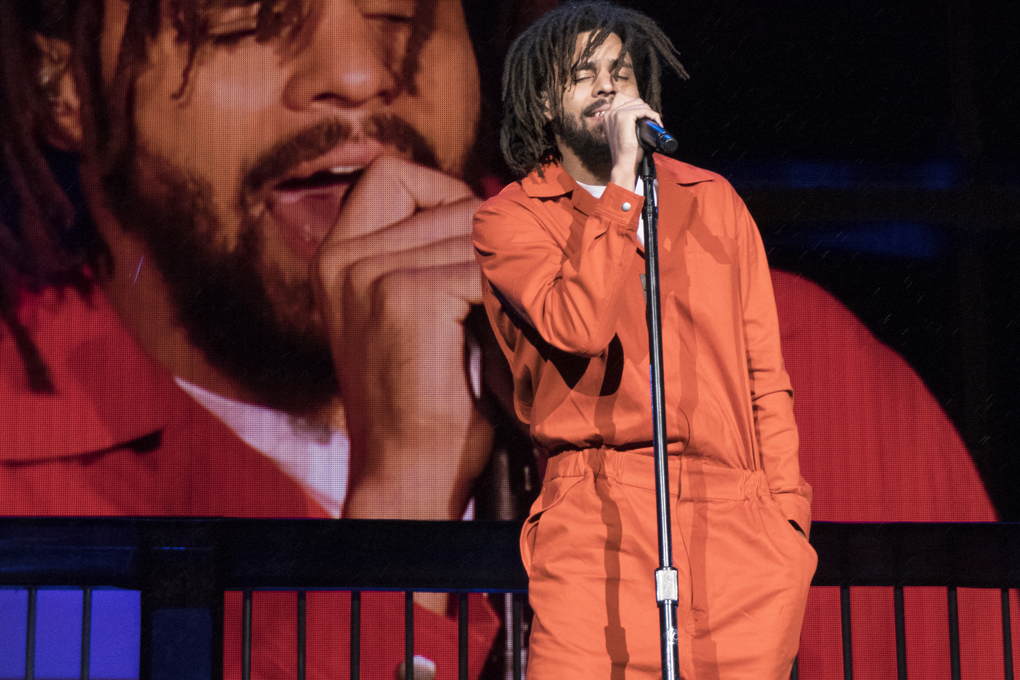 J. Cole Tells Fans to 'Come Through' to Mysterious NYC Event Tonight