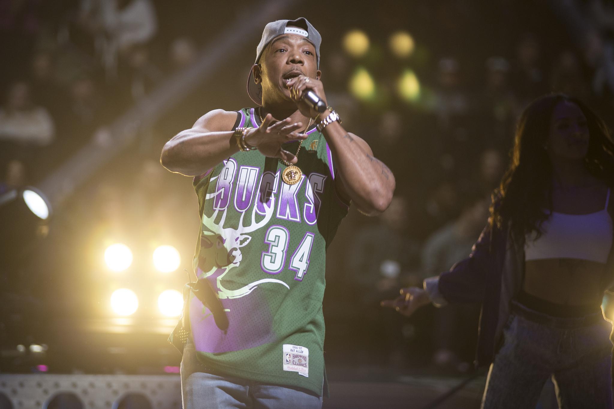 Ja Rule's Halftime Performance at Milwaukee Bucks Game Goes Viral